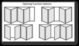 bi-fold patio door options