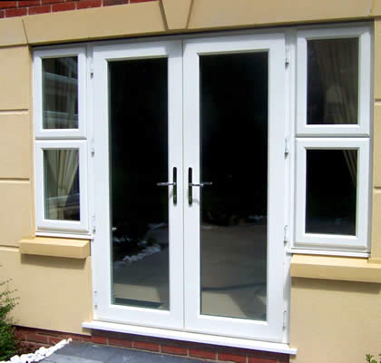 Cheap French Patio Doors Uk North Devon Doors Bi Fold Pvcu Internal And French Patio Doors