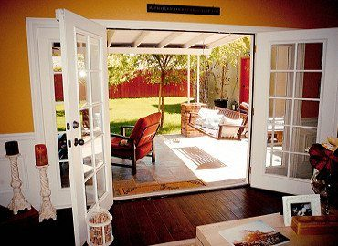 What is a Sliding French Door?