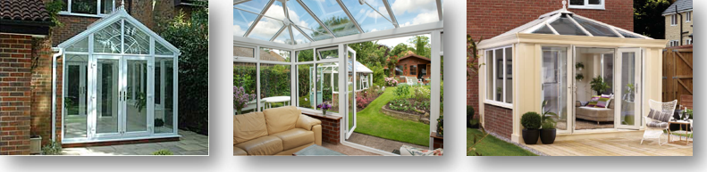 Upvc french doors double glazed upvc french doors designs for Conservatory doors exterior