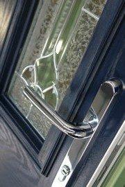 composite external front door